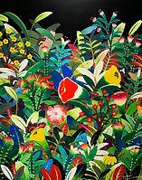 香氣 -떠다니기 2 Acrylic on Canvas 162.0x1