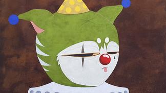 Pierrot Cat