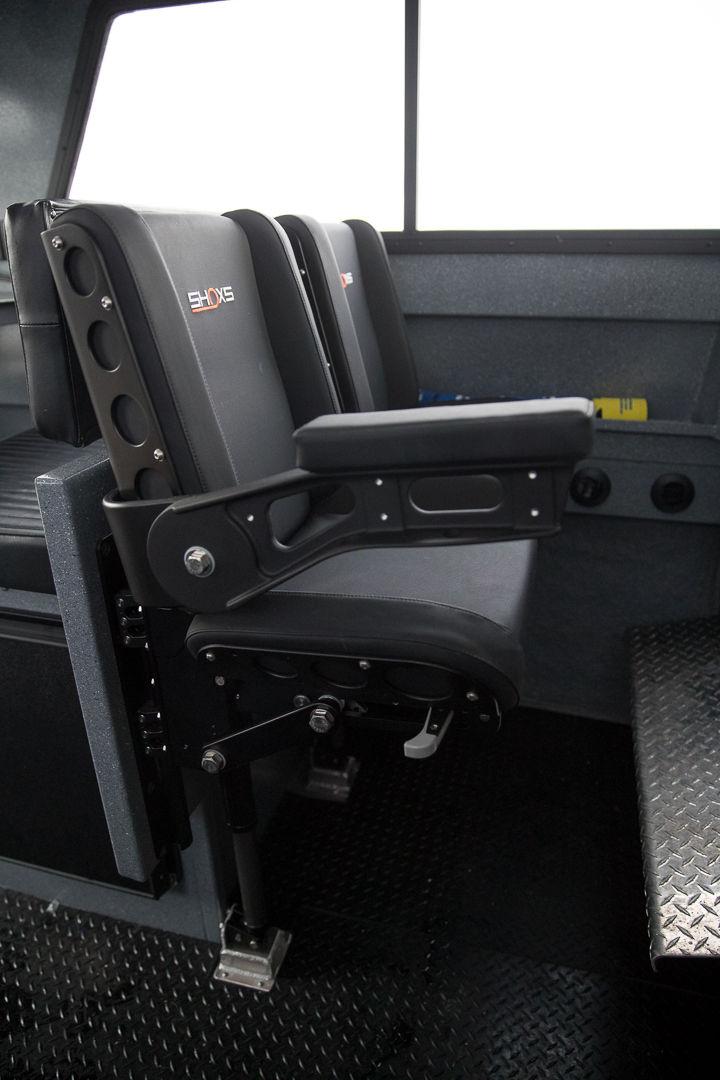 SHOXS Seats