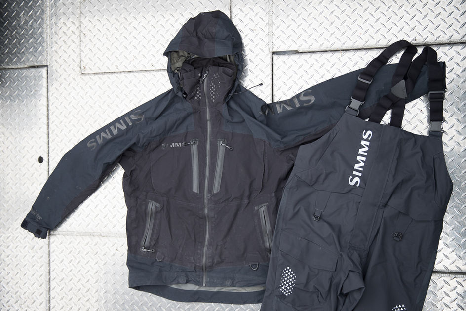 Guest Rain Gear