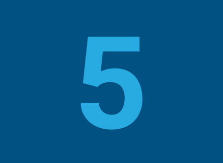 5 Days Until the Convention, 5 Ways to Get Involved