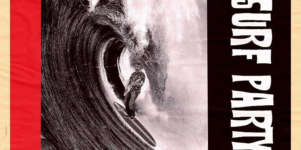 SURF PARTY avec THE GREMMIE