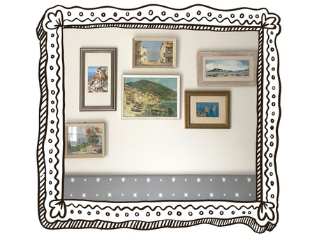 Issue 2 - Gallery Walls