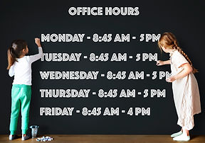 office hours march 2020