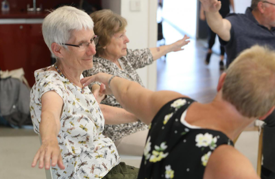 dna's Dancing with Parkinson's