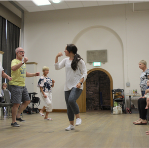 Dancing With Parkinson's 2