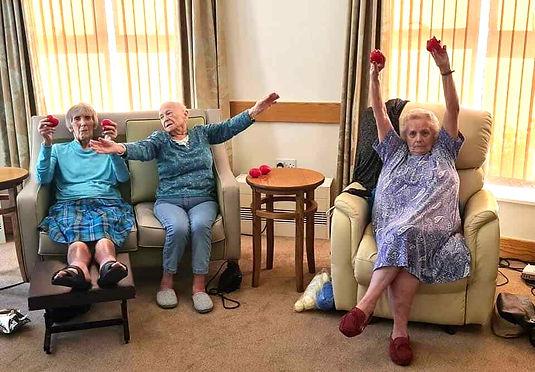 Dancing With Dementia