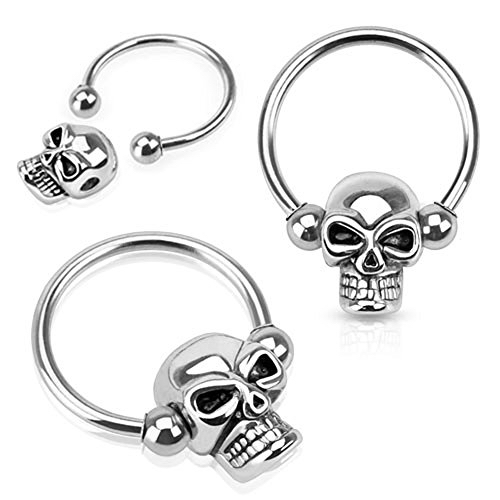 Skull Bead 316L Surgical Steel Captive Bead Ring copy.JPG