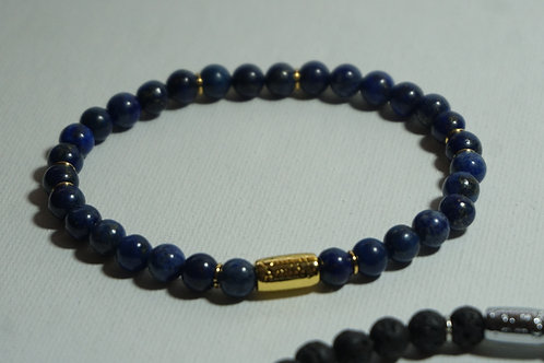 Pre Order Lapis Lazuli & 18K gold