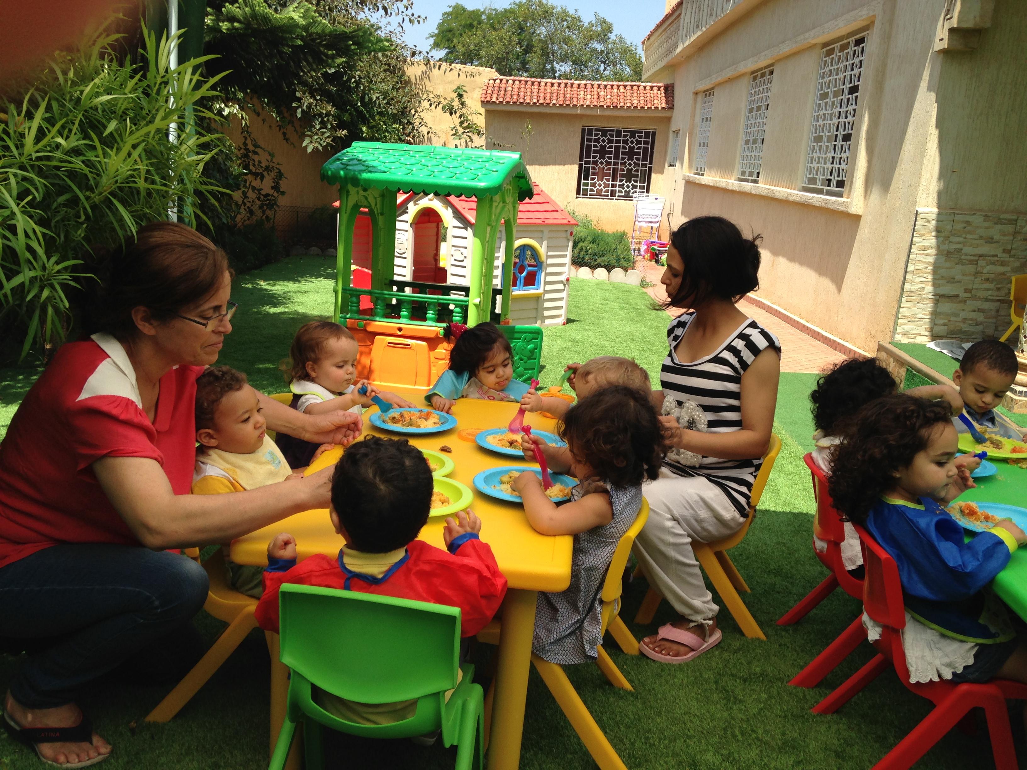 La Crèche Verte Rabat