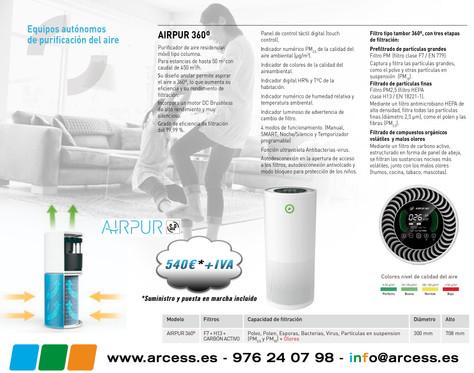 Airpur 360