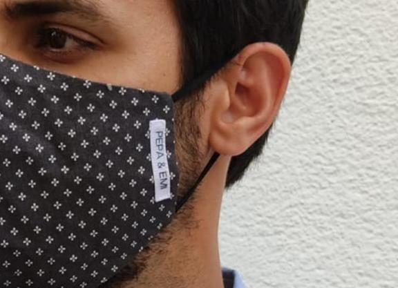 BRUNO Mask Caballero