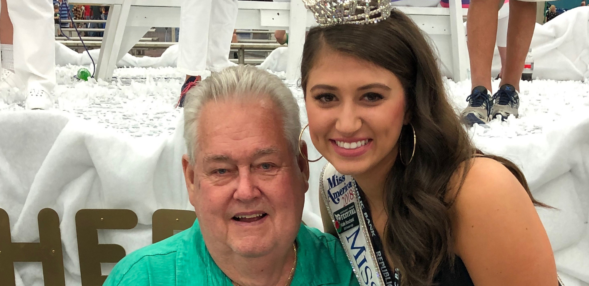 A Special Visitor, Miss Kentucky
