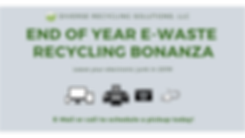End of Year E-Waste Recycling Bonanza-4.