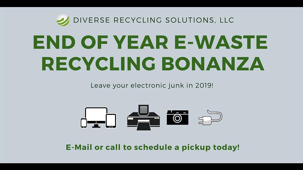 End of Year E-Waste Recycling Bonanza-4.
