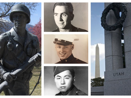 2,100 Utah WWII Fallen Each Have a Story