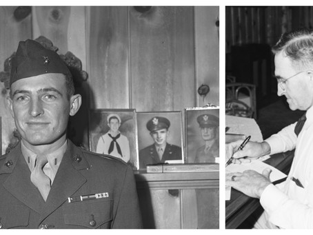 What a father did who lost 3 sons - the first at Pearl Harbor