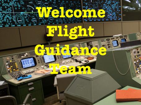 Mission Control Update - Meet the Flight Guidance Team