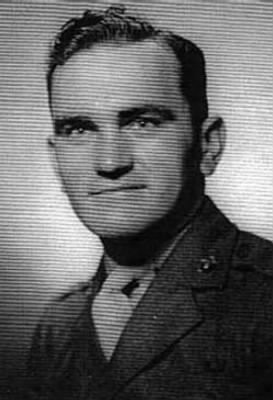 Second Lieutenant Mark Tomlinson