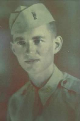 Lt. Wallace Zosel