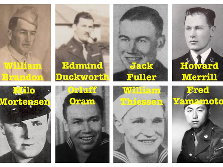 Every Single Utah WWII Fallen Has a Story Like These...