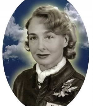 WWII Pilot Katherine Applegate Keeler Dussaq, a Detective and Forensic Expert, Died in Crash