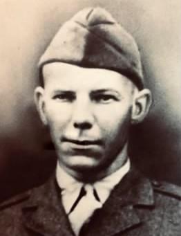 Ralph Paul Nielson, 4th Marine Divisions, 20th Marine Regiment