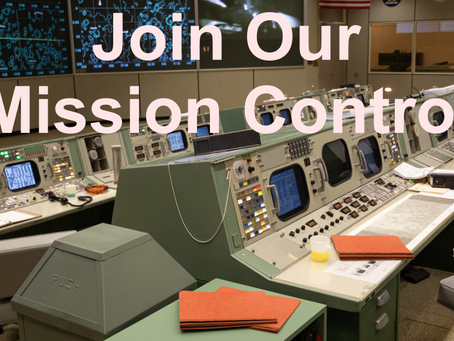 Please join Mission Control for our Moon shot