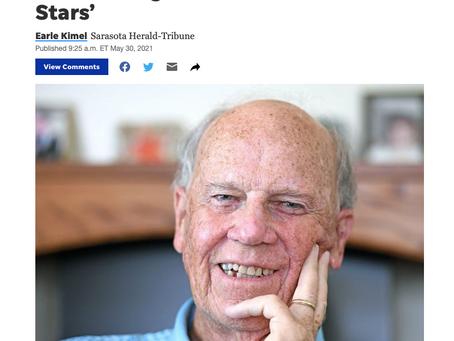 Florida man writes 400 stories of WWII fallen