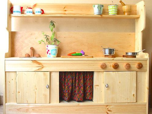 სათამაშო სამზარეულოს კარადა დიდი
