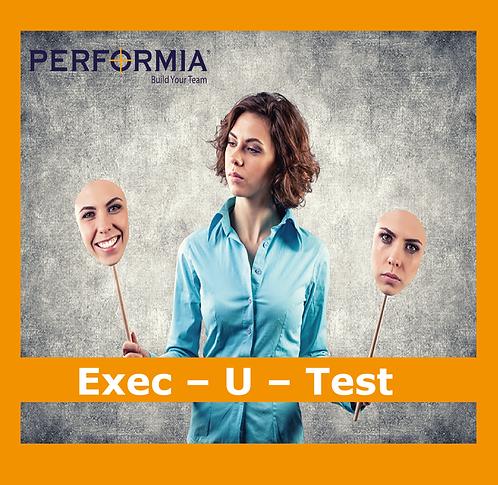 Prueba de Personalidad Exec-U-Test