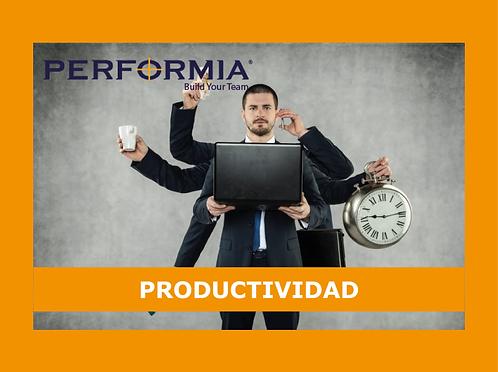 Prueba de Productividad + Personalidad