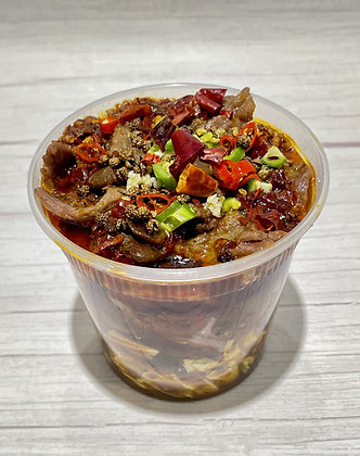 3A Beef Slices in Hot Spicy Broth 水煮3A牛肉