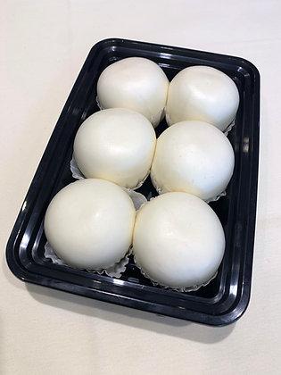 Creamy Egg Yolk Custard Buns 急凍爆漿流沙包