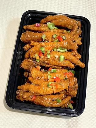 Frozen Chicken Claws  with Black Bean Sauce 急凍豉汁鳳爪
