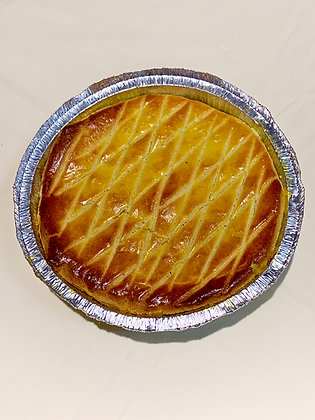 Baked Tapioca Pudding  with Pastry Topping 酥皮西米焗布甸
