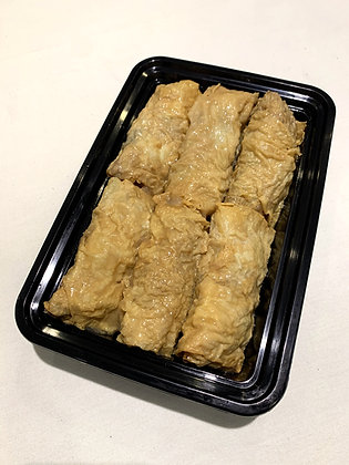 Frozen Bean Curd Wrap  w/ Minced Pork 急凍燒汁鮮竹卷