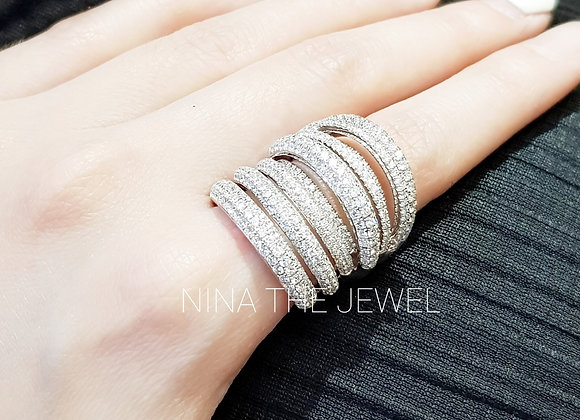 Layer Stack Ring