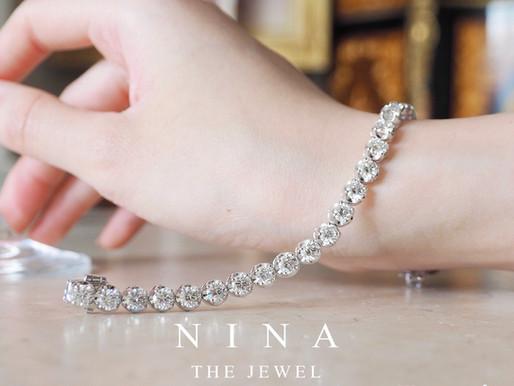 Created to astound- A GIA certified diamond bracelet