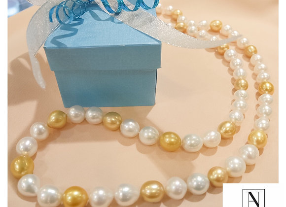 South sea Long necklace
