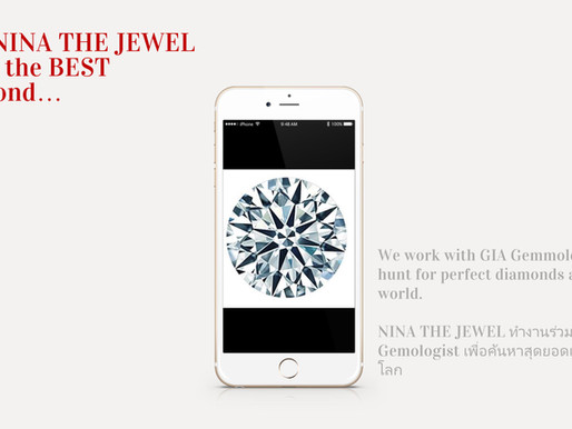 Nina the Jewel Perfect Diamond Selection