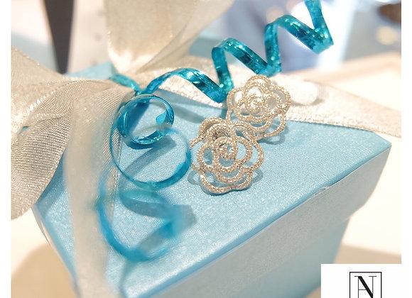 Sweetie Rose earrings