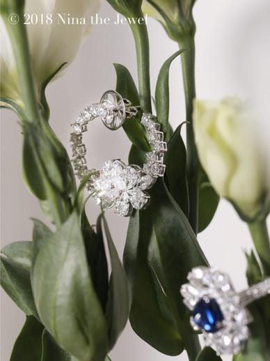 Diamond Earrings Collection