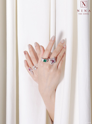 High Jewelry Ring Collection