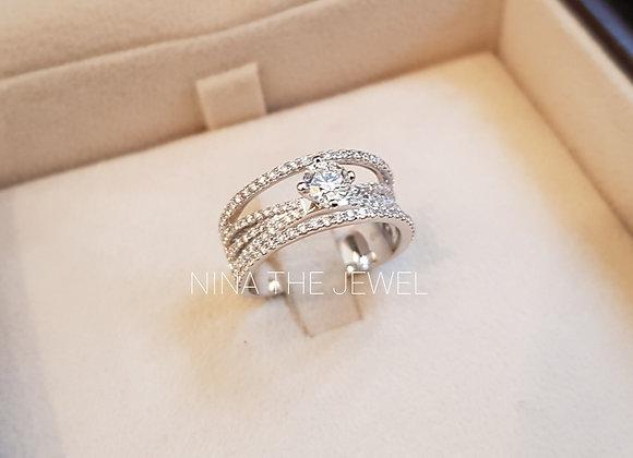 0.43ct Diamond Ring