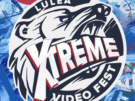 The ExtremeVideoFest project took place in Lulea