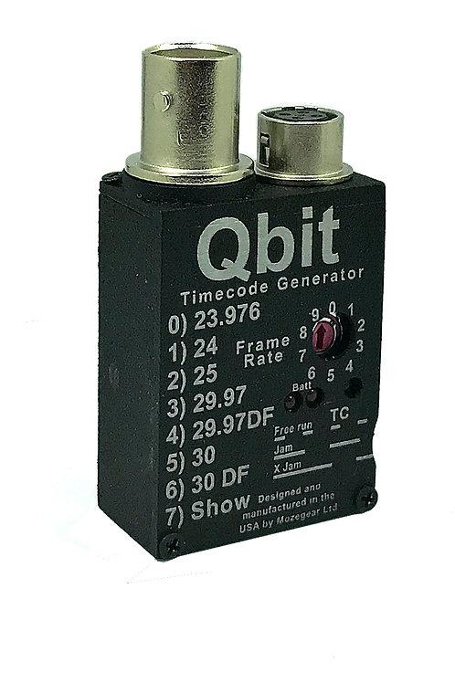 QBit BNC Timecode Generator - 2 pack