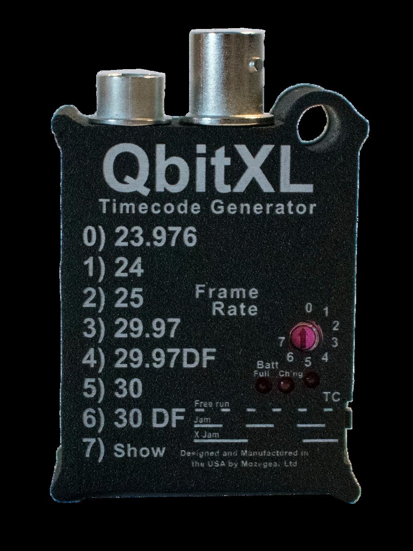 Tig Qbit XL - BNC Timecode Generator