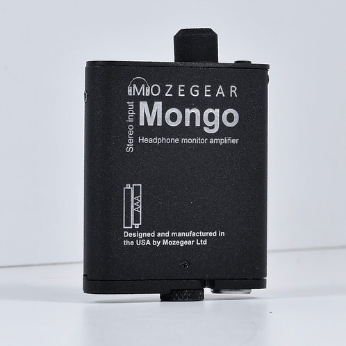 D-Mongo Headphone Amplifier