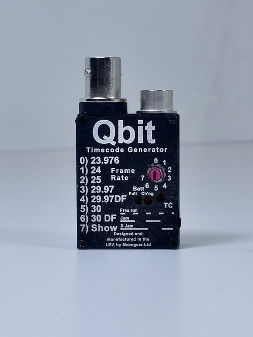 D-Qbit BNC - Timecode Generator